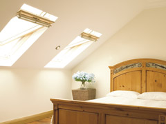 if no dormer is needed then velux roof window loft conversions northwich would be the best option